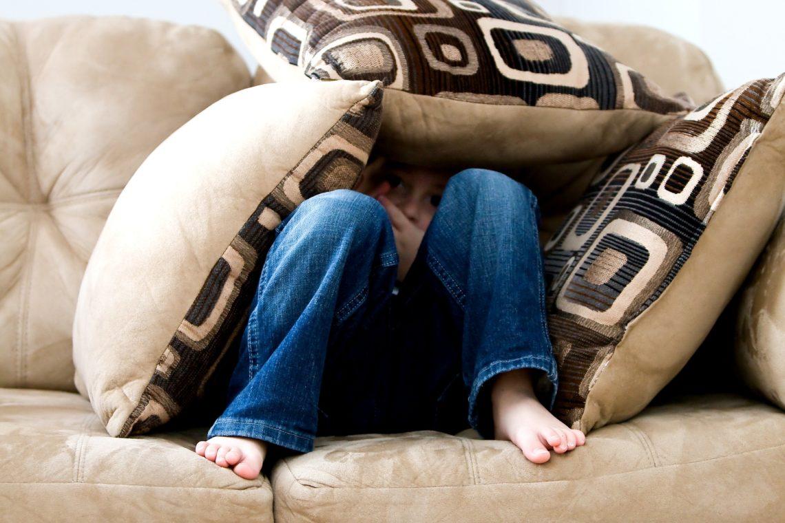 Aiutare i bambini a gestire la paura