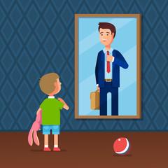 rispecchiamento bambino-adulto